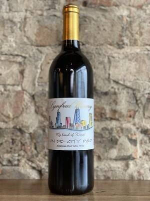 Lynfred Winery Vin De City Red-Bottle