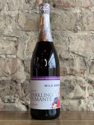 St Julian Wild Berry Sparkling Juice-Bottle