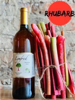Lynfred Rhubarb-Bottle