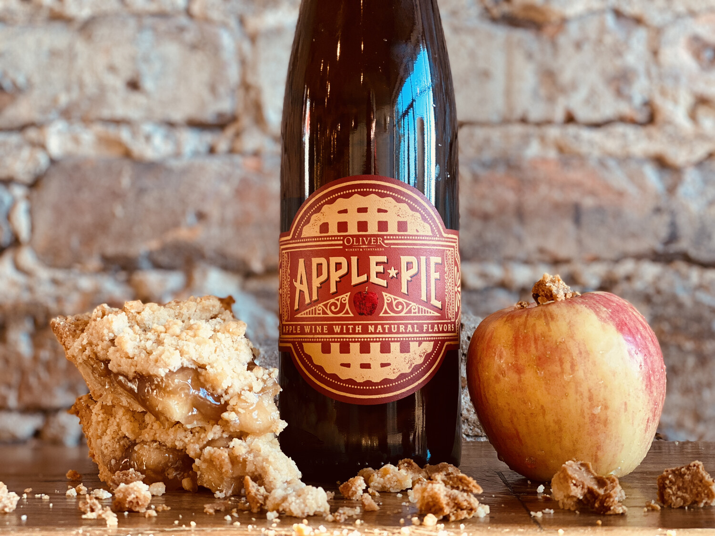Oliver's Apple Pie