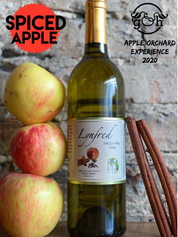 Lynfred Spiced Apple-Bottle