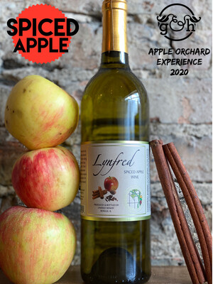 Lynfred Spiced Apple-Bottle