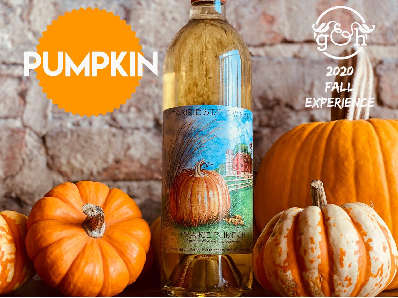 Prairie State Winery Pumpkin-Bottle