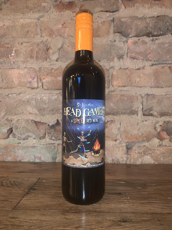 St Julian Head Games-Bottle