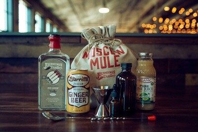 Journeyman Moscow Mule DIY Sack