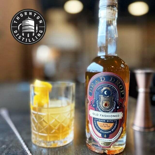Thornton Distilling Old Fashioned
