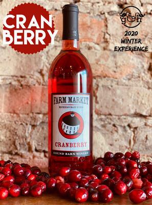 Round Barn Cranberry-Bottle