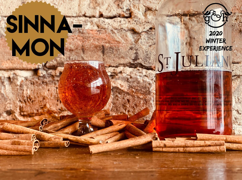St Julian Sinnamon Cider Howler