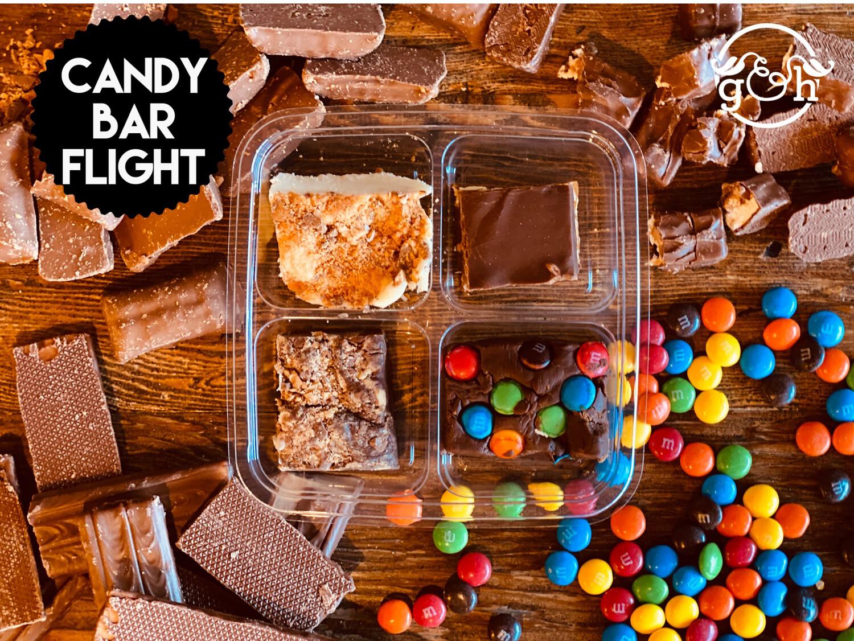 Candy Bar Fudge Flight Pack