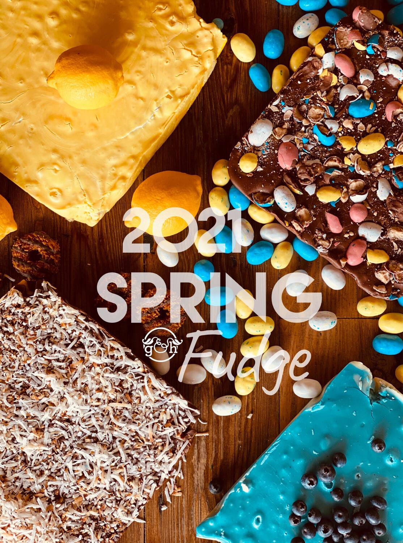2021 Spring Fudge Flight 1lb Pack