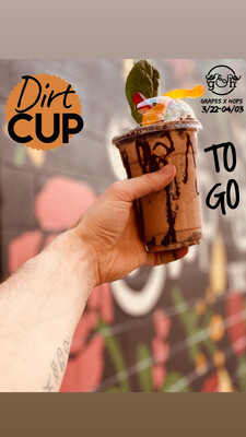 Dirt Cup Family Shake-TO-GO