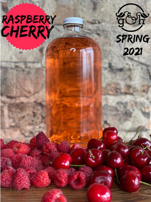 Red Top Winery Raspberry Cherry Cider