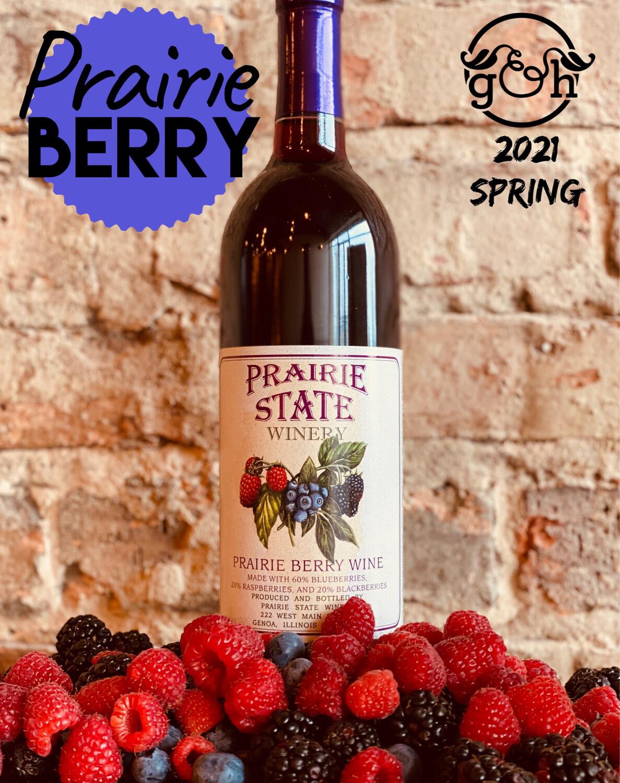 Prairie State Winery Prairie Berry