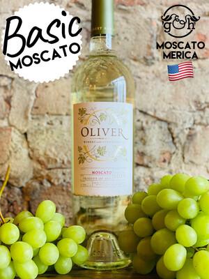 Oliver Moscato-Bottle
