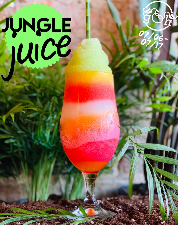 Jungle Juice Super Slushy