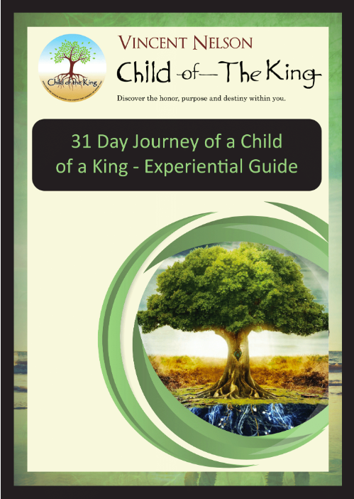 31 Day Journey Experiential Guide to Discovering God Devotional (e-delivered)