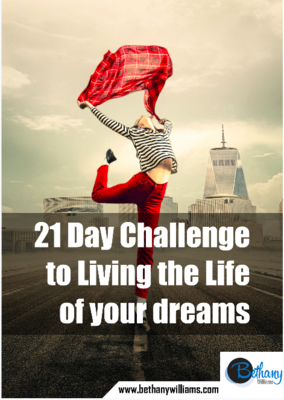21 Days to Living the Life of your Dreams Guide (e-delivered)