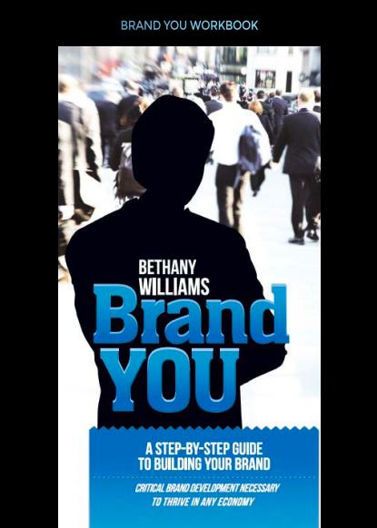 BrandYOU Workbook (e-delivered)