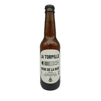 BIERE DE LA RADE - LA TORPILLE 33 cl AUB