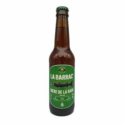 BIERE DE LA RADE LA BARRAC 75 cl AUB