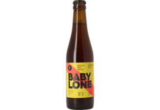 BRUSSEL BEER PROJECT BABYLONE 33 cl AUB