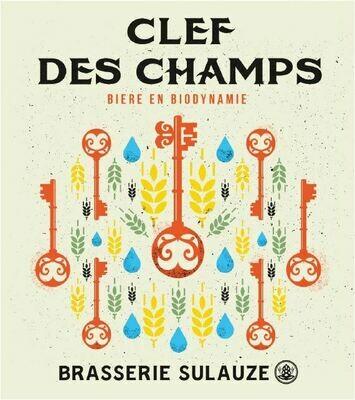 BRASSERIE DU SULAUZE - CLEF DES CHAMPS 33 cl AUB