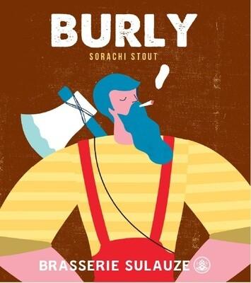 BRASSERIE DE SULAUZE BURLY BRUNE 33 cl AUB