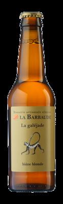 LA BARBAUDE - LA GALEJADE BLONDE 33 cl AUB
