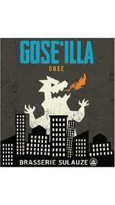 BRASSERIE DE SULAUZE - GOSE'ILLA 33 cl BBA