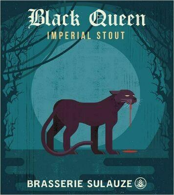 BRASSERIE DE SULAUZE - BLACK QUEEN 33 cl BBA