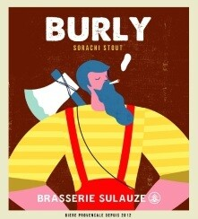 BRASSERIE DE SULAUZE BURLY BRUNE 33 cl BBA