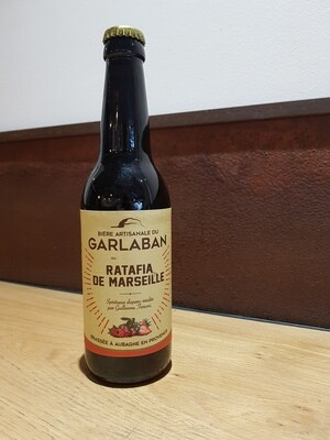 BIERES DU GARLABAN - Ratafia 33cl AUB