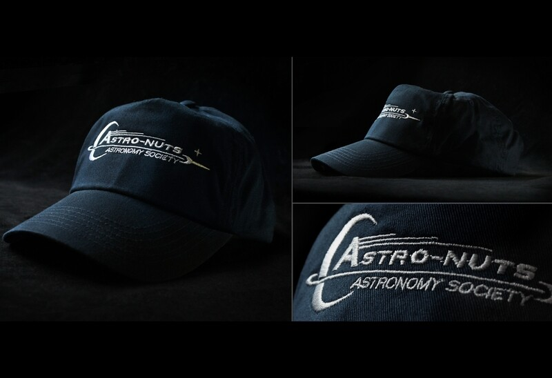 MIDNIGHT BLUE - Astro-Nuts Baseball Cap *Limited Edition*