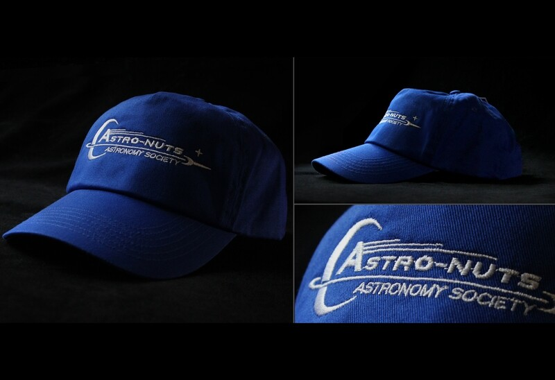 NEPTUNE BLUE - Astro-Nuts Baseball Cap *Limited Edition*