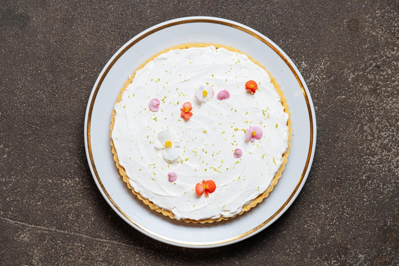 Целый лаймовый тарт (предзаказ за 24 часа)