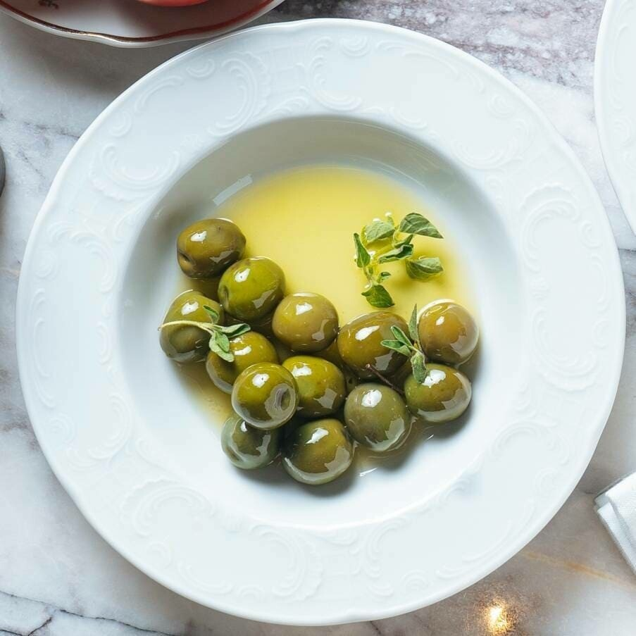 Итальянские оливки