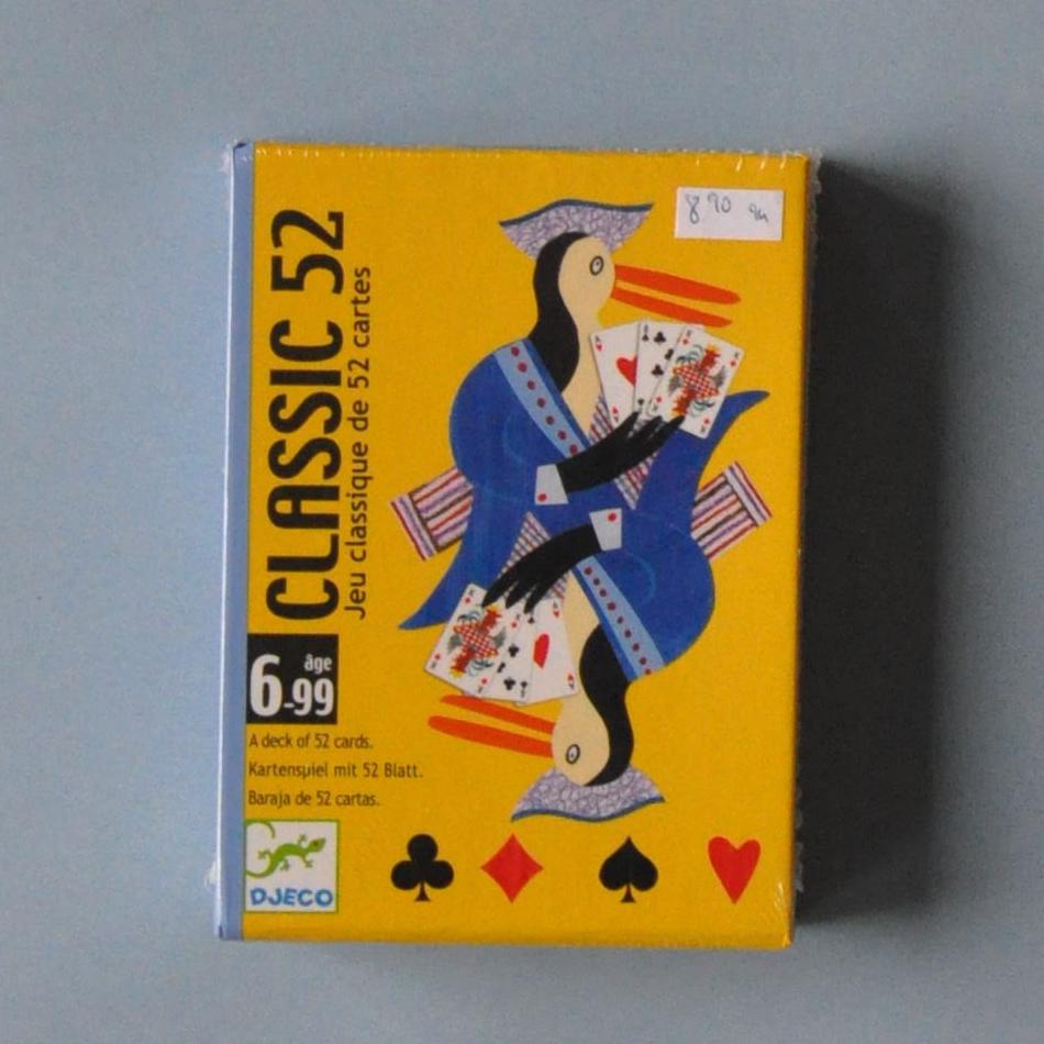 Djeco - Classic 52