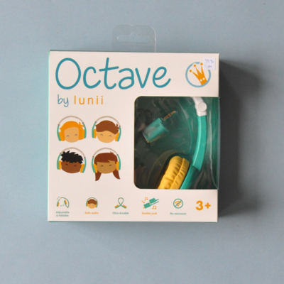 Octave by Lunii - casque audio