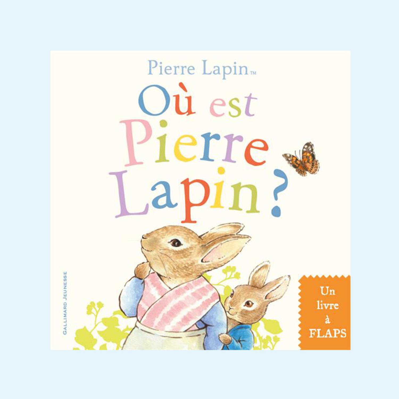 Où est Pierre Lapin