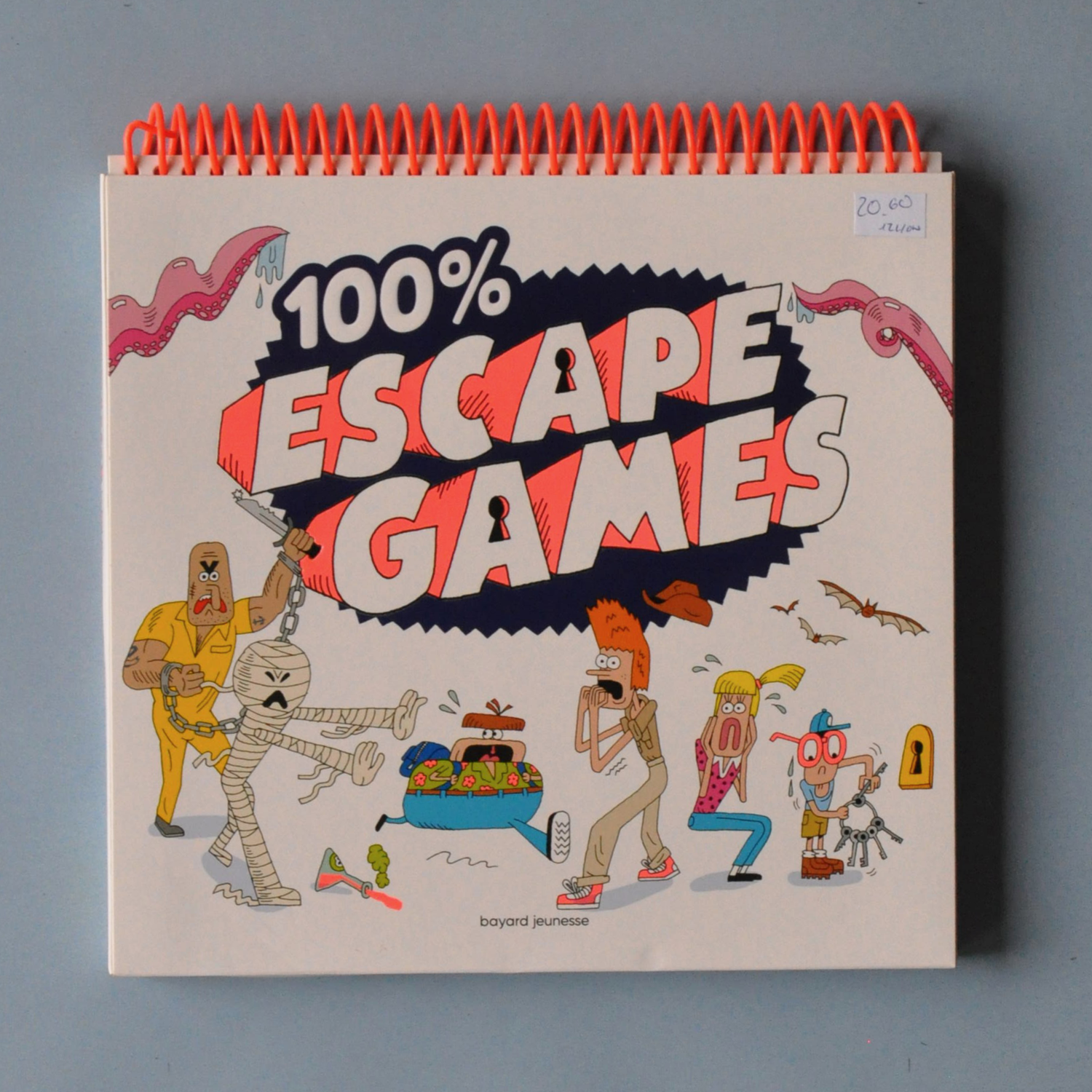 100% escape games