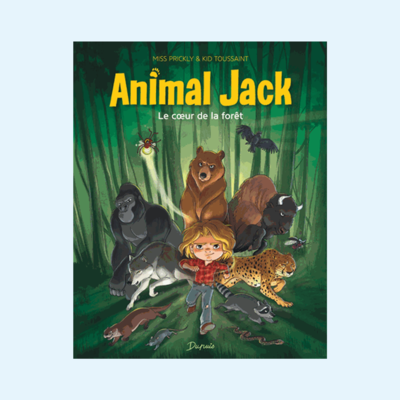 Animal Jack - la coeur de la forêt