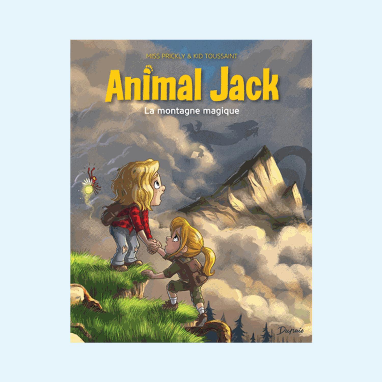 Animal Jack - la montagne magique