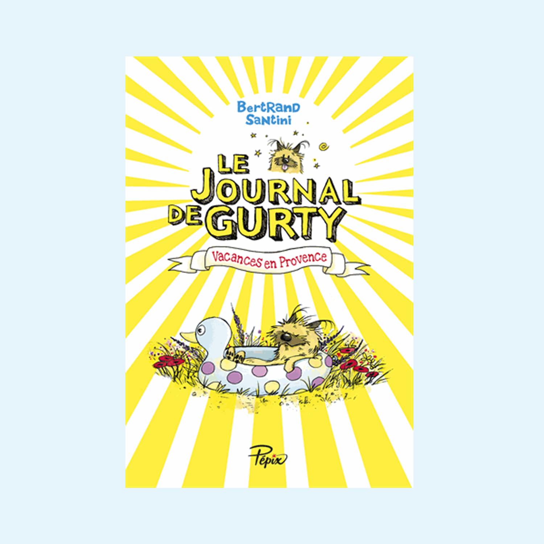 Le Journal de Gurty - Vacances en Provence