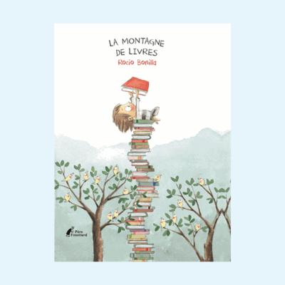 La montagne de livre
