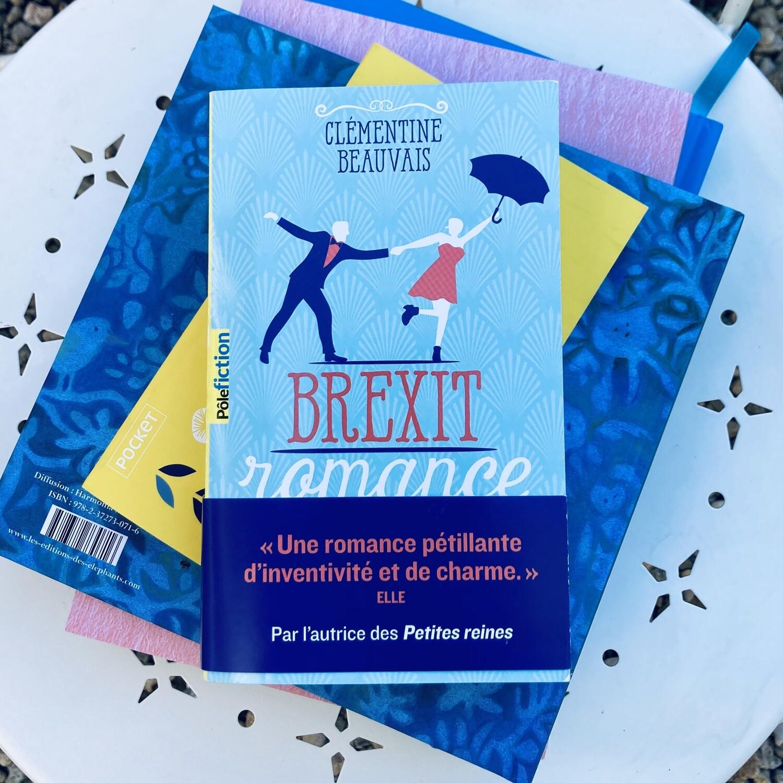 Brexit Romance, Gallimard, Collection Pôle Fiction