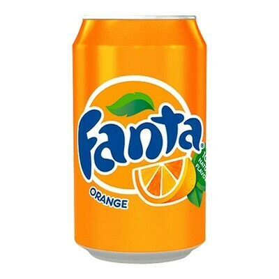 CAN FANTA ORANGE