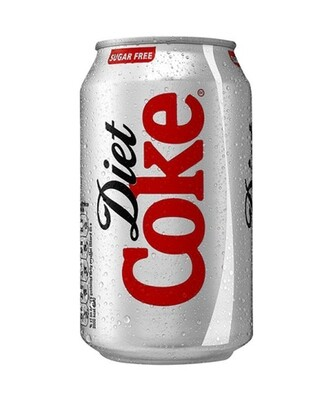 CAN DIET COKE