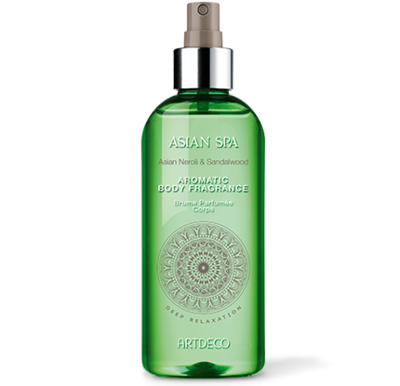 DEEP RELAXATION aromatic body fragrance 200ml