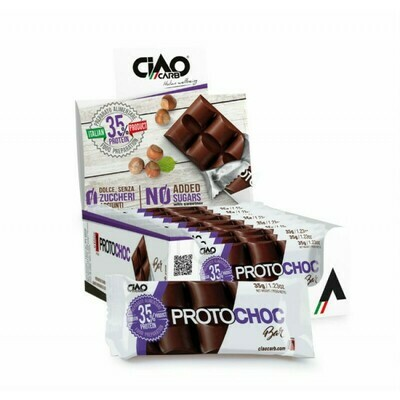 CIAO PROTOCHOC - EIWITRIJKE CHOCOLADEREEP (15X 35 G) FASE 2