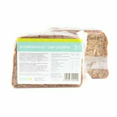 Lignavita proteïne brood 5 sneetjes